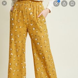 Modcloth Wide Leg Pants